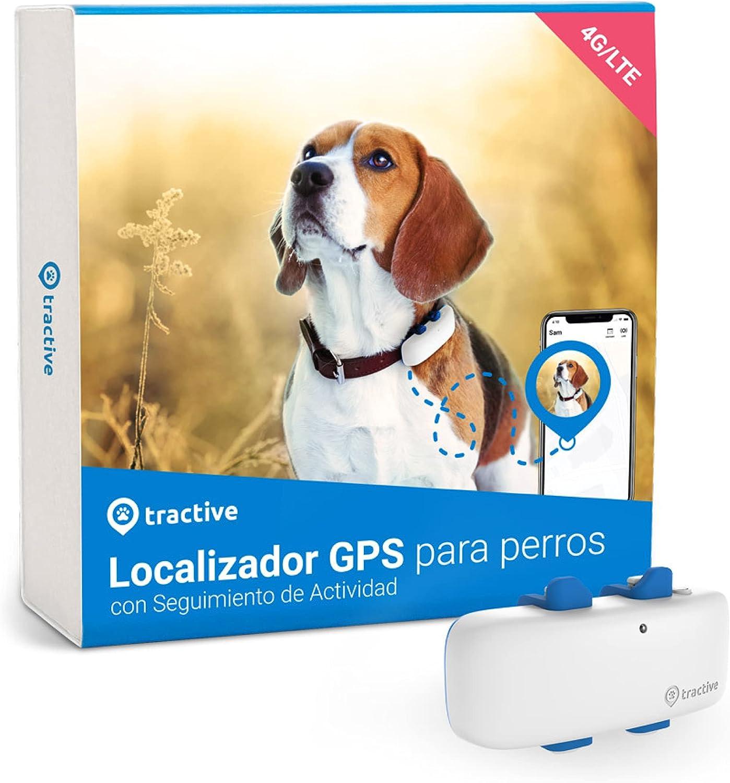 localizador gps para perros  tractive