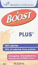 Boost Plus - Creamy Strawberry - 27 ct.