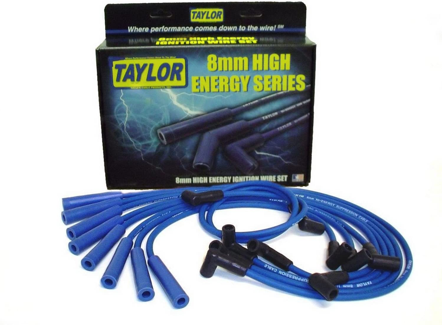 Taylor Indianapolis Mall Cable 64672 Hi-Energy Set Industry No. 1 Spark Wire Plug