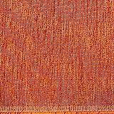 Kt KILOtela Tela de tapicería Lisa - Chenilla de Doble Cara - Tacto Suave Aterciopelado - Muy Resistente - Retal de 100 cm Largo x 280 cm Alto | Naranja 48