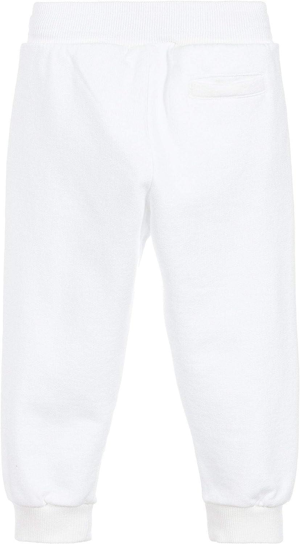 Dolce /& Gabbana Baby White Joggers