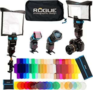 Rogue FlashBender Portable Lighting Kit...