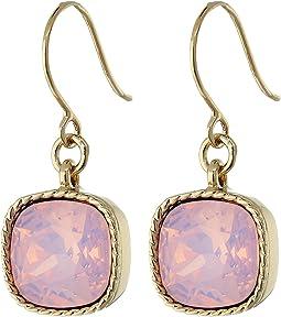 Nina - Perla Opal Crystal Drop Earrings