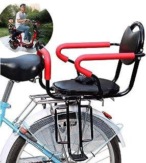 Wing Enterprises صندلی کودک را برای دوچرخه بزرگسالان ، صندلی دوچرخه حامل کودک عقب ، با کوسن