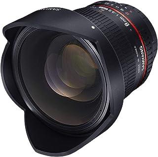 Samyang 8mm F3.5 UMC II Fisheye Canon EF Camera Lens