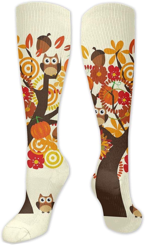 Funky Colorful Cushion Sport Socks,Athletic Cushioned Running Performance Crew Socks For Men/Women