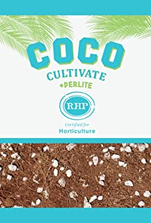 RHP Certified Coco Cultivate with Perlite 1.7 CF/ 50L - Coco Fiber