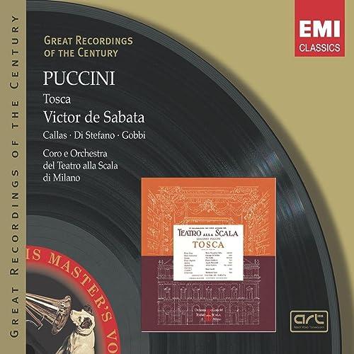 Tosca (2002 - Remaster), Act I: Tre sbirri, una carrozza.