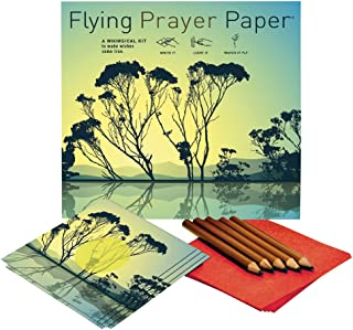 Flying Wish Paper - GIVE THANKS for Your Blessings - REFLECTIONS PRAYER - 7