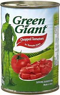 Green Giant Canned Chopped Tomatoes - 400 gm