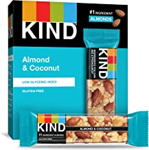 KIND Bar, Almond & Coconut, 1.4 Ounce, 60 Count