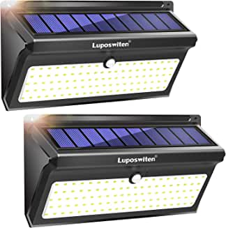 Foco Sensor de Luz Fotovoltaico