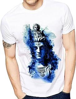 HILGAR Men's Regular Fit T-Shirt