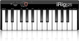 IK Multimedia iRig Keys 25 USB با SampleTank SE