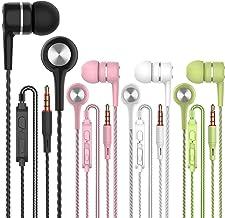 A12 Headphones Earphones Earbuds Earphones, Noise...