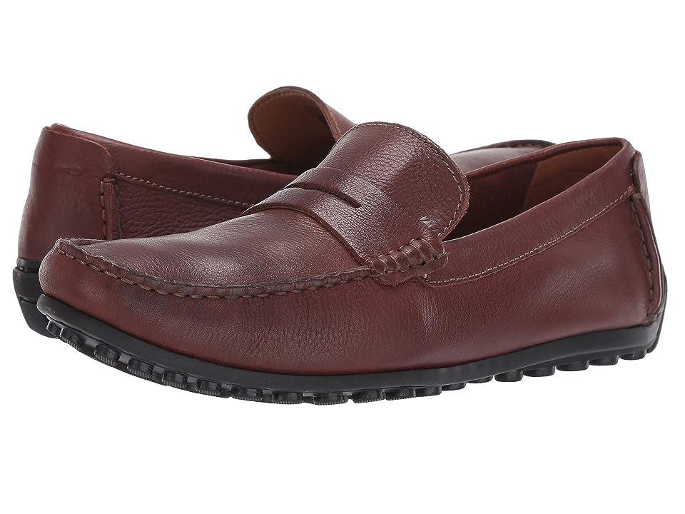 Clarks Hamilton Way (Cognac Leather) Men