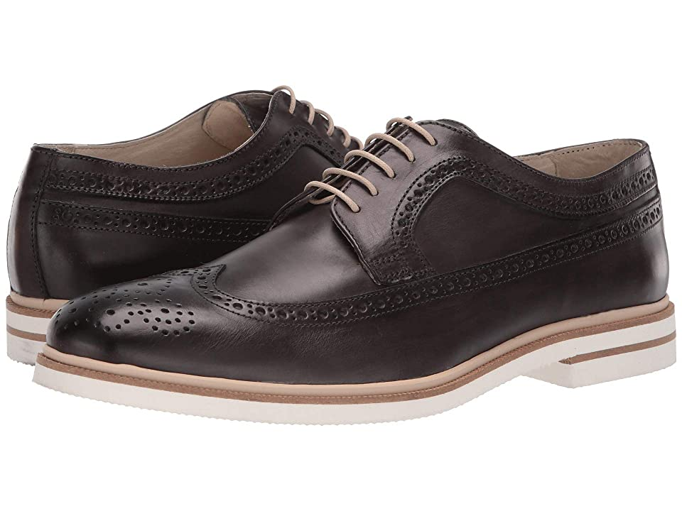 Kenneth Cole New York Vertical Lace-Up (Grey) Men