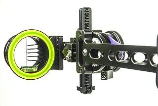 Spot-Hogg Wrapped Fast Eddie XL MRT Long Bar 5-Pin Bow Sight .019 Pin...