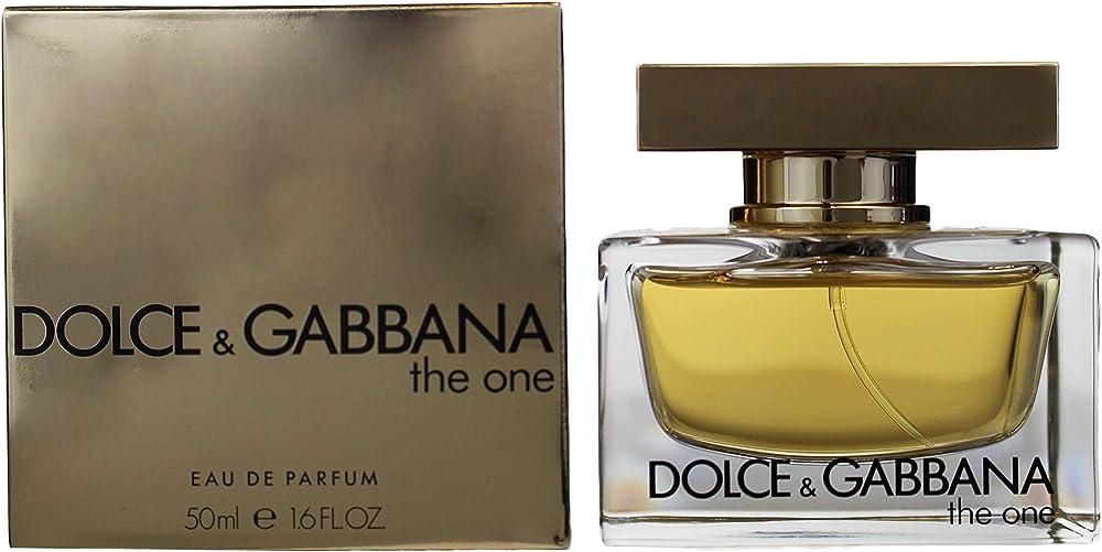 Dolce&gabbana the one eau de parfum, donna, 50 ml W-3730