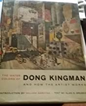 The water colors of Dong Kingman,: And how the artist works
