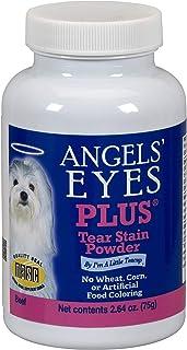 Angels Eyes Fórmula de Carne Plus de Suministros de Ojo para Perros, 75g