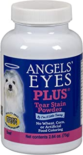 Angel's Eyes Plus Beef Formula Eye Supplies for Dogs, 75gm