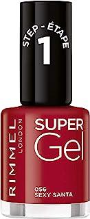 Rimmel London Super Gel Esmalte de uñas Tono 056-30 gr