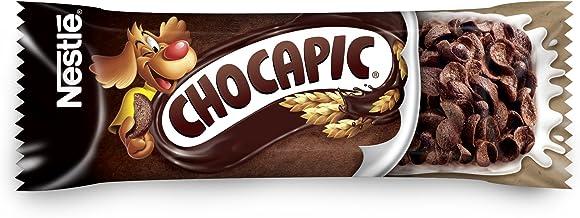 Nestlé Chocapic - 5 paquetes de Barritas de Cereales con Chocolate - 6 barritas de cereales (6x25g)