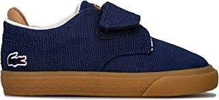 Lacoste Infant Boys Esparre 2 Trainers Sneakers in Navy