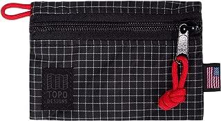 Topo Designs Accessory Bags - Black/white Ripstop - Micro