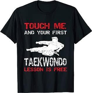 Funny Taekwondo T-Shirt Taekwondo Instructor Gift