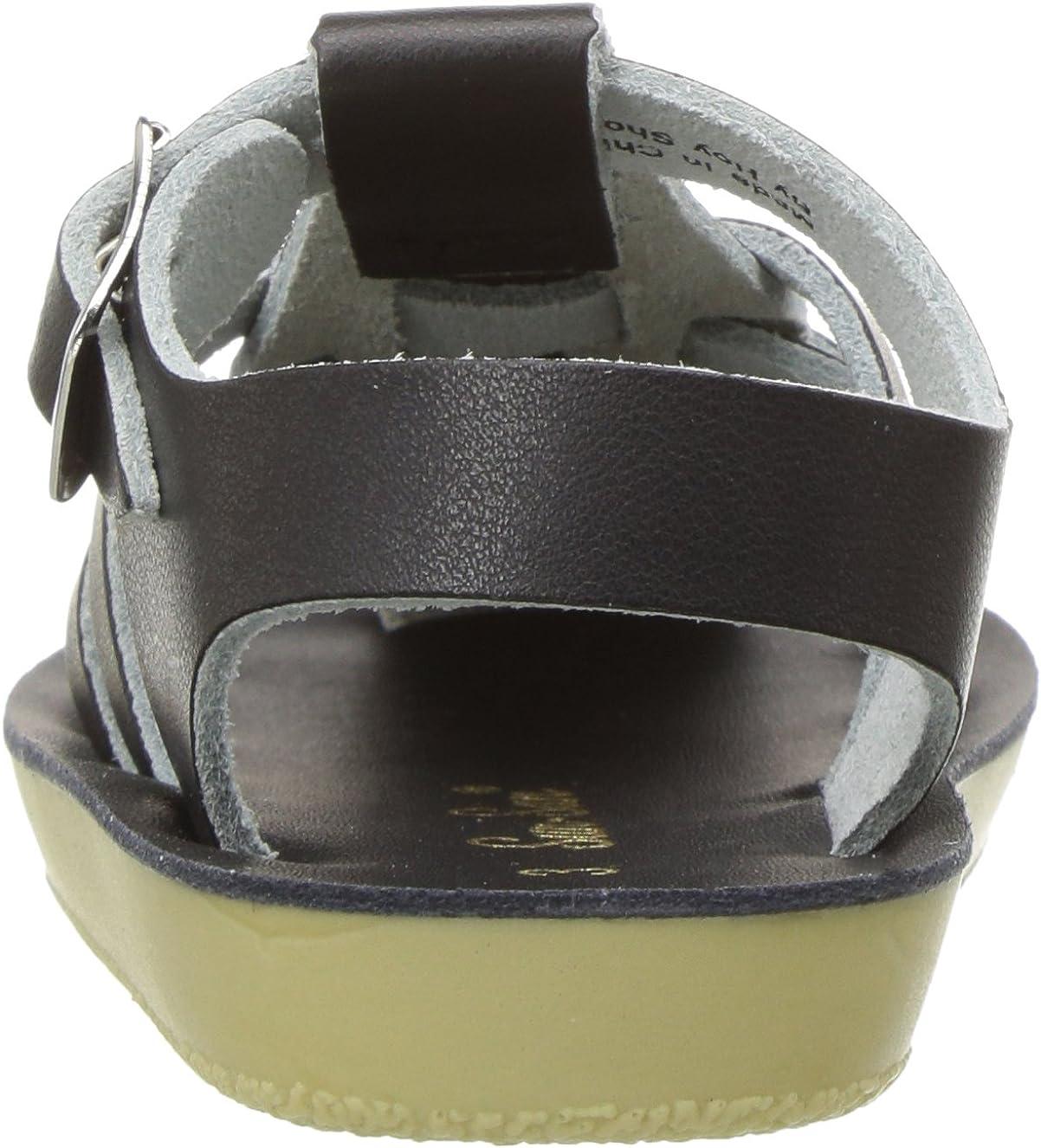 Infant//Toddler Sailors Salt Water Sandals by Hoy Shoes Unisex Sun-San