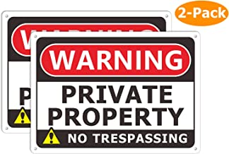 Best welcome or no trespassing Reviews