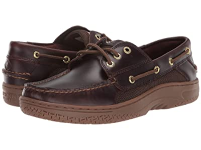Sperry Billfish 3-Eye Boat Shoe (Amaretto 2) Men