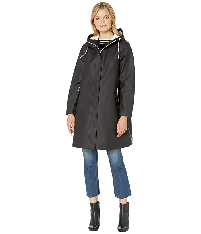 UGG  Zooey Rain Jacket (Black) Womens Coat