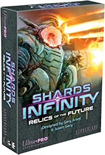 Ultra Pro 10165 Shards of Infinity: Relics of The Future