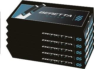 Beretta Elite King Cigarette Tubes 200ct Carton 5 Pack (Original Version)