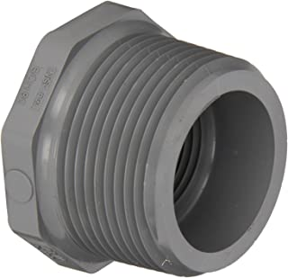 Spears 839-C Series CPVC Pipe Fitting, Bushing, Schedule 80, 3/4