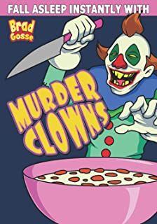 Murder Clowns: Cereal Box Cover Variant D