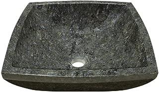 857 Butterfly Blue Granite Vessel Sink