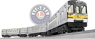 Lionel MTA Long Island Railroad M7 Electric O Gauge Model Train Set w/ Remote and Bluetooth Capability