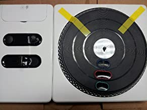 PS3 DJ Hero (Glossy White) Turntable Limited Edition