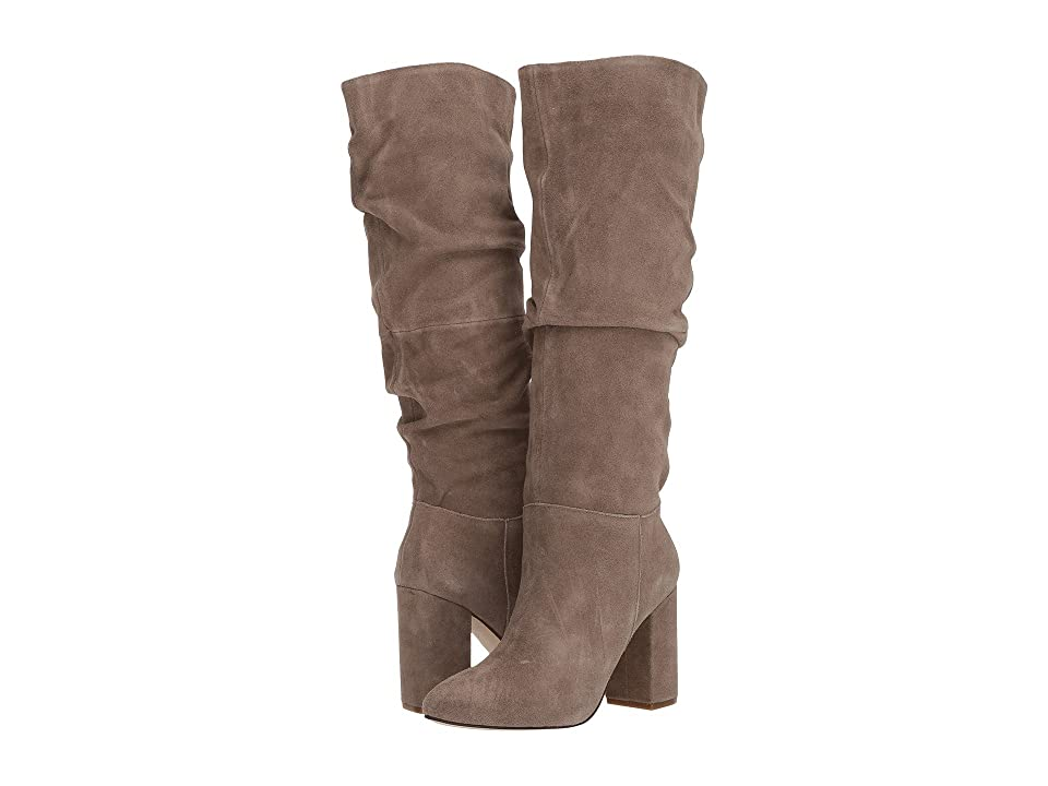 Steve Madden Faola (Taupe Suede) Women