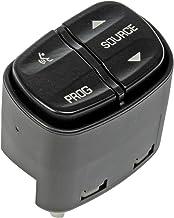 Dorman 901-122 Driver Information Display Switch for Select Models, Black
