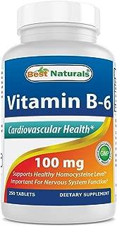 Best vitamin b6 400 mg Reviews