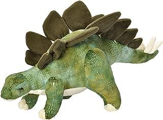 Wild Republic Stegosaurus Plush, Dinosaur Stuffed Animal, Plush Toy, Gifts for Kids, Dinosauria 17 Inches