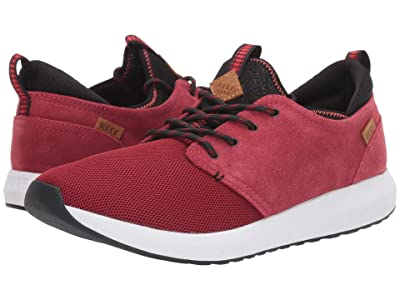 Reef Cruiser (Red/Black/White) Men