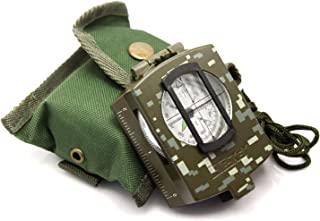 Eyeskey Multifunctional Military Lensatic Tactical Compass | Impact Resistant and..