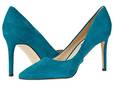 Nine West Ezra Pump (Green) Women