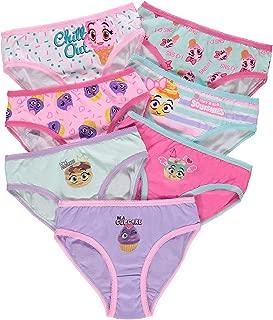 Soft'N Slo Squishies Girls Underwear - Briefs 7-Pack